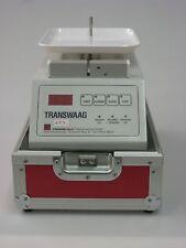 Transmed Transwaag Präzisions Blutentnahmewaage (ID 459)