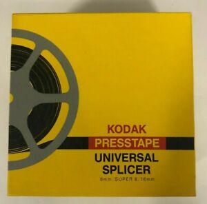 Vintage Eastman Kodak Presstape Universal Splicer D 550 CAT 147 5599 ~Excellent!