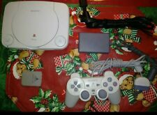 New listing Sony Playstation Ps One with 9 games