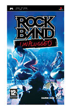 Rock Band Unplugged (PSP) Russian Import Brand New & Factory Sealed