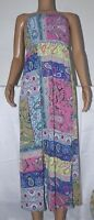 New Together Printed Maxi Dress Size 12