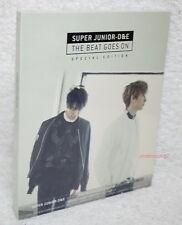 D&E The Beat Goes On Special Edition Taiwan Ltd CD+Card (DONGHAE & EUNHYUK)