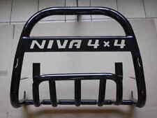 2121-0306sw pare-buffles Noir 4x4 LADA NIVA