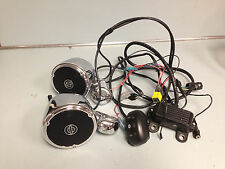 Harley Davidson Speakers Amp & Controls