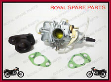 GENUINE ROYAL ENFIELD CARBURETTOR MIKCARB 500cc VM28 WITH FLANGE & SEAL