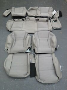 2021 Nissan Rogue S or SV OEM cloth seat cover set