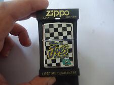 1997 Zippo Joe Camel Smokin Joe's Racing 23 Lighter - New in Case