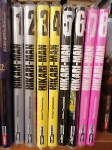 HIKARI MAN volumi n. 1/8 [di 8] ed. planet manga autore di Homunculus