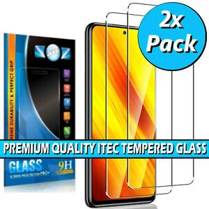 For Xiaomi Poco X3 / Pro / NFC Gorilla Tempered Glass Screen Protector Cover