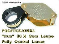 ~RARE~ 30X Eye Loupe Jewelers Watchmakers Grade Tool 14mm NIB Limited Quantity..