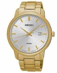 Seiko Gents Bracelet Date Watch SUR198P1 SQNP