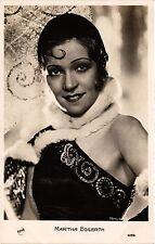 CPA MARTHA EGGERTH . Film Star Cinema (466439)