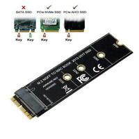 M.2 NGFF PCIe AHCI SSD Adapter Card For MACBOOK Air HOT 2013-2017 L0Z1 Q4N9