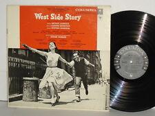 WEST SIDE STORY LP Carol Lawrence Chita Rivera Jerome Robbins Larry Kert OL5230
