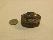 Vintage set of 3 small metal boxes from Afganistan. LOOK!