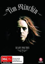Tim Minchin - Ready for This? (DVD, 2009)