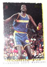 CARTE NBA BASKET BALL 1995 PLAYER CARDS MANUTE BOL (386)