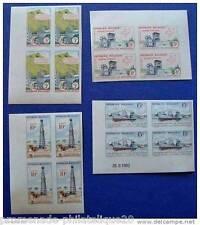MADAGASCAR timbre-stamp Yvert et Tellier n°372 à 375 non dentelés-Bloc de 4-n**