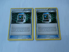 Carte Pokemon Communication Pokémon Noir et Blanc x 2 !!!