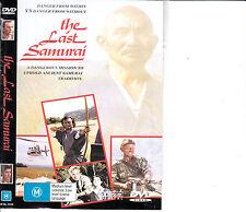 The Last Samurai-1991-Lance Henriksen-Movie-DVD