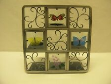 PartyLite Butterfly Tealight Candle Easel P7729