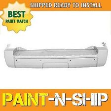 NEW Fits: 2006 2007 2008 Jeep Commander w/o Hitch Rear Bumper Painted CH1100869