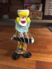 Clown Italian Art Glass