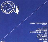 Speedy Wunderground - Year 1 [CD]