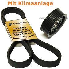Keilrippenriemen+Spannrolle SEAT LEON VW BORA GOLF IV 2.3 V5/2.8-3.2 V6/3.2 R32