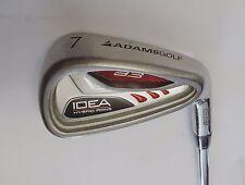 Adams Golf Idea A3 7 Iron True Temper Lite Regular Steel Shaft Adams Golf Grip