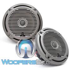 "JL AUDIO MX650-CCX-CG-TB 6.5"" 2-WAY SILK TWEETERS MARINE BOAT COAXIAL SPEAKERS"