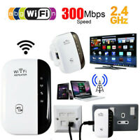 WiFi Blast Wireless Repeater Wi-Fi Range Extender 300Mbps WifiBlast Amplifier DT