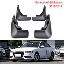 New Set Splash Guards Mud Guards Flaps 8W5075101/111 For Audi A4 B9 Saloon 16-18