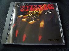 Scorpions - The Best Of Scorpions Vol. 2 (RARE CD 1984) SCHENKER ULI JON ROTH