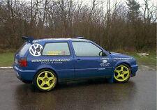 VW Golf 3 Gruppe A + Kitcar - Teilekatalog - Rallye / Racing / Motorsport