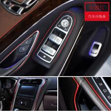 5M Car Styling Interior Exterior Decoration Line Moulding Trim Strip Flexible