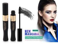 MISS ROSE Black Tube Big Eye Thick Waterproof Mascara Natural Curling Mascara
