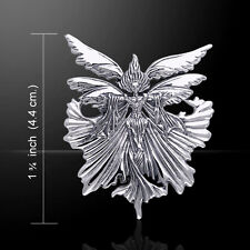 Amy Brown Unbound Fairy .925 Sterling Silver Pendant by Peter Stone