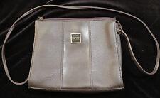 607ba684e8c2 Vintage Esprit Brown Faux Leather Shoulder Strap CrossBody Bag Womens Purse