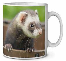 Ferret Print Coffee/tea Mug Christmas Stocking Filler Gift Idea