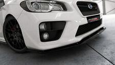 carbon Spoilerlippe Subaru Impreza WRX STI ab Bj. 2014 Frontspoiler Schwert Cup