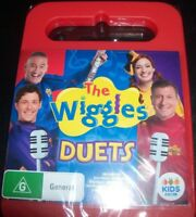 The Wiggles Duets (Australia Region 4) ABC Kids DVD – New