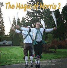 THE MAGIC OF MORRIS 2 - V/A 2CDs (NEW SEALED) Folk Dancing Cecil Sharp Hekety