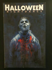 Halloween Nightdance #4 2008 Tim Seeley Variant Incentive Comic Book