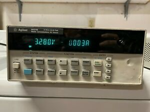 HP 66311B Mobile Communications DC Source - Front Knob is missing
