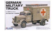 Fujimi 72231 German Military Ambulance 1:72 New Free Shipping