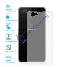 Tempered glass screen protector film for Sony Ericsson Xperia Z1 Compact Rear