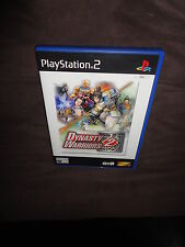 PS2 GAME: DYNASTY WARRIORS 2