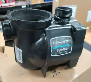 Trap/Pump Body, Pentair Sta-Rite SuperFlo 350089