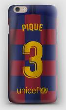 Barcelona 19/20 Messi Pique Suarez Griezmann de Jong Shirt Phone Case